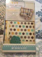 "DIY Purse Kit ""See Me Sew"" by My Mind's Eye"
