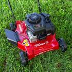 Hyper Tough 20 inch Side Discharge Push Mower with Briggs and Stratton Engine