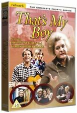 THAT'S MY BOY the complete fourth series 4. Mollie Sugden. New sealed DVD.