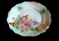 """ANTIQUE Bavaria Schumann Arzberg Germany Wild Rose Blush Dessert plate 6"""""""