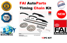 FOR NISSAN PATHFINDER IV R52 3.0 DCi 4WD 2012-ON NEW 13 PIECE TIMING CHAIN KIT