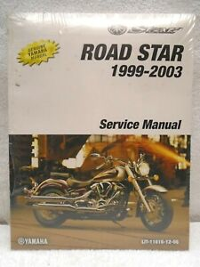 Yamaha Roadstar Motorcycle Service Repair Manuals For Sale Ebay