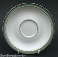 Denby Regency Verde Pattern Tea dimensioni PIATTINI 15,5 CM DIAMETRO Look in buone condizioni