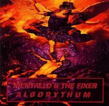 MENTALLO & THE FIXER Algorythum - CD (Off Beat - 1999)
