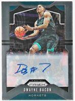 2019-20 Prizm DWAYNE BACON Auto Autograph #59 Charlotte Hornets BASKETBALL NBA