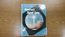 Rare Antique Prentice Hall Physical Newton's Third Law Software for Apple II