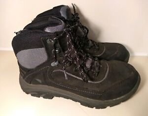 Red Wing Steel Toed Boots Size 10 Stock # 2345 ASTMF 2413-18 Black Women's NEW
