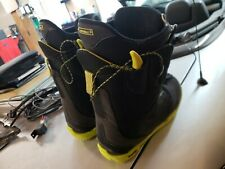 Mens snowboard boots size 12