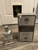 2003 Upper Deck Classic Portraits Bust - Babe Ruth New York Yankees - Pewter