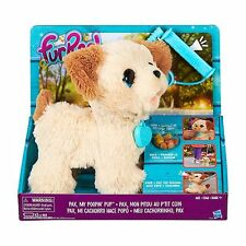 NEW HASBRO FURREAL FRIENDS PAX MY POOPIN' PUP C2178