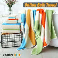 1pc 100% Cotton Bath Towel Face Care Hand Cloth Soft Towel Bathroom for Adults #
