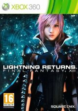 Lightning Returns Final Fantasy XIII 13 Game Microsoft Xbox 360 PAL Brand New