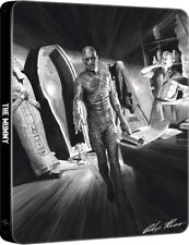 The Mummy Steelbook Blu-Ray | (Boris Karloff) (1932)