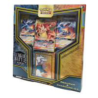 Pokemon TCG League Battle Deck Featuring Reshiram & Charizard GX Factory Sealed