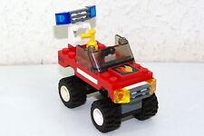 Lego City 7241 Feuerwehr PKW Fire Car vom Händler