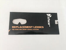 THOR HERO ENEMY REPLACEMENT GOGGLE LENS CLEAR BLACK YOUTH
