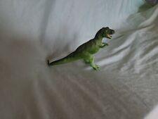 1988 Carnegie Safari Tyrannosaurus Rex T-Rex Hard Rubber Figure
