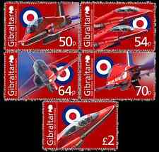 "Gibraltar - 2014 ""50th Anniversary of the Red Arrows "" Set"