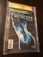 Detective Comics 877 CGC 9.8 SS Scott Snyder Signed