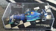 Minichamps 400020008 1/43 Sauber C21 Felipe Massa 2002