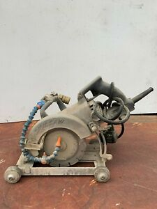 Worm Drive Skilsaw with Wet Kit