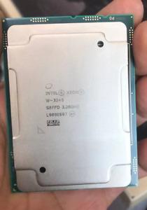 Intel Xeon W-3245 SRFFD 16C 3.2GHz 22MB 205W LGA3647 iMac Pro retail Not QS/ES