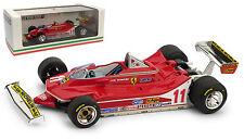 Brumm FERRARI 312 T4 # 11 Italian GP 1979-JODY SCHECKTER WORLD CHAMPION 1/43