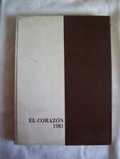 1984 EL CAMINO REAL HIGH SCHOOL YEARBOOK WOODLAND HILLS, CALIFORNIA UNMARKED!