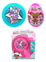 LOL Surprise Doll L.O.L Surprise Egg, Frizbee & Bubble Set LIMITED EDITION Lot