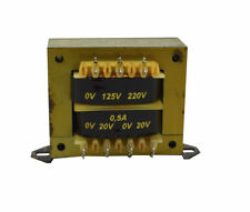 Transformator Stromversorgung 20 v + 20 v 0.5 Transformatoren Stromversorgung