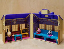 Peppa Pig's School with 3 Figures and 5 Accessories (Read Details)