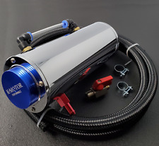 Aluminum Coolant Reservoir Tank - Kit With Hose