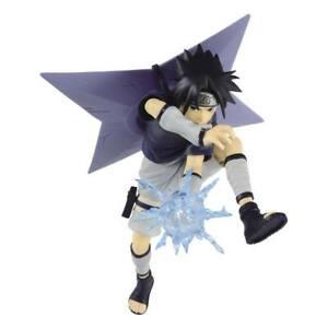 SASUKE UCHIHA   Naruto Shippuden Vibration Stars   18 cm Statue Banpresto