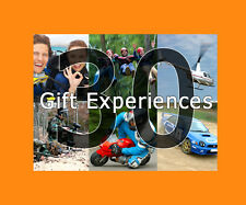 30 Fun Experience Gift Choices - valid min. 9 months from purchase date