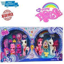 My Little Pony Pretty Horse Play Set Accessories Kids Gift Birthday Christmas UK