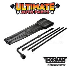 Spare Wheel Tire Jack Handle Tools w/Lug Wrench for 08-16 Ford F-350 Super Duty