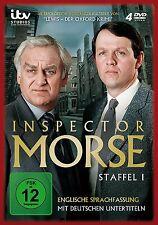 4 DVDs * INSPECTOR MORSE - STAFFEL / SEASON 1 - OmU  # NEU OVP &