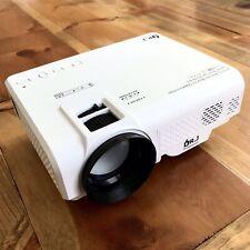 DR. J Professional 3600 Multimedia LED Projector PJ0511 -White-