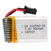 Bateria para JJRC H8C Piezas de repuesto de RC Cuadricoptero H8C-10 46*11*4 8O9