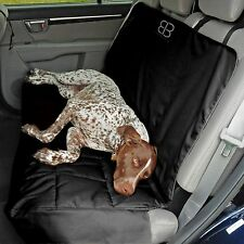 Petego Emanuele Bianchi  Dog Car Auto Pet XL Rear Seat Cover Protector Black