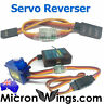 Servo Signal Reverser 3 - 24Volt (Reverse Direction) JR / Futaba Connector