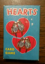 vintage Hearts card game circa 1960's Whitman publishing COMPLETE