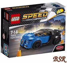 LEGO® Speed Champions: 75878 Bugatti Chiron & 0.-€ Versand & NEU & OVP !