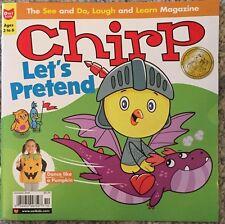 Owl Kids Chirp Lets Pretend Dance Like A Pumpkin Oct 2015 FREE SHIPPING!