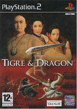 TIGRE & DRAGON             -----   pour PS2