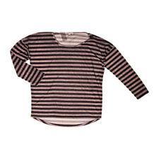 Langarm Damenblusen, - Tops & -Shirts in Größe 38 aus Mischgewebe