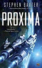 Proxima by Stephen Baxter (2015, Paperback)