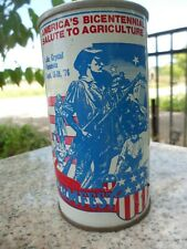 Schell's Beer Farmfest Festival 76' Empty 12 oz Beer Can Lake Crystal Minnesota
