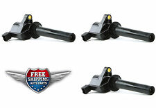 Set of 3 Heavy Duty Ignition Coil DG500 for Ford Mercury with V6  3.0L engine