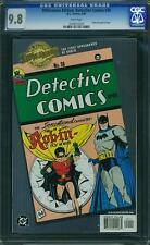 Detective Comics #38 CGC 9.8 DC 2000 Millennium! Batman! 1st Robin! B6 123 cm